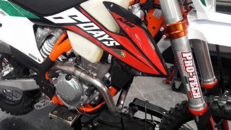 PRONTI CON LE TARATURE KTM 2020!!