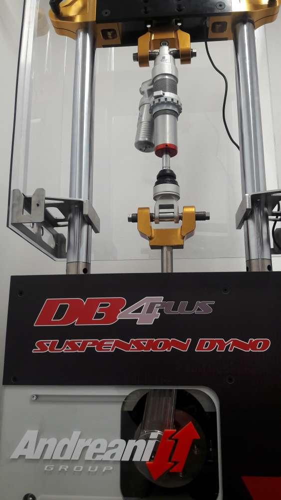 New entry in casa Pro-Tech !! banco prova sospensioni DB4+ test molle DS1