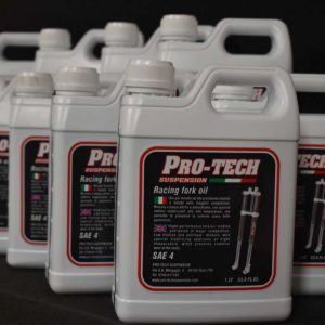 OLIO PER FORCELLE RACING SAE 4 PRO-TECH